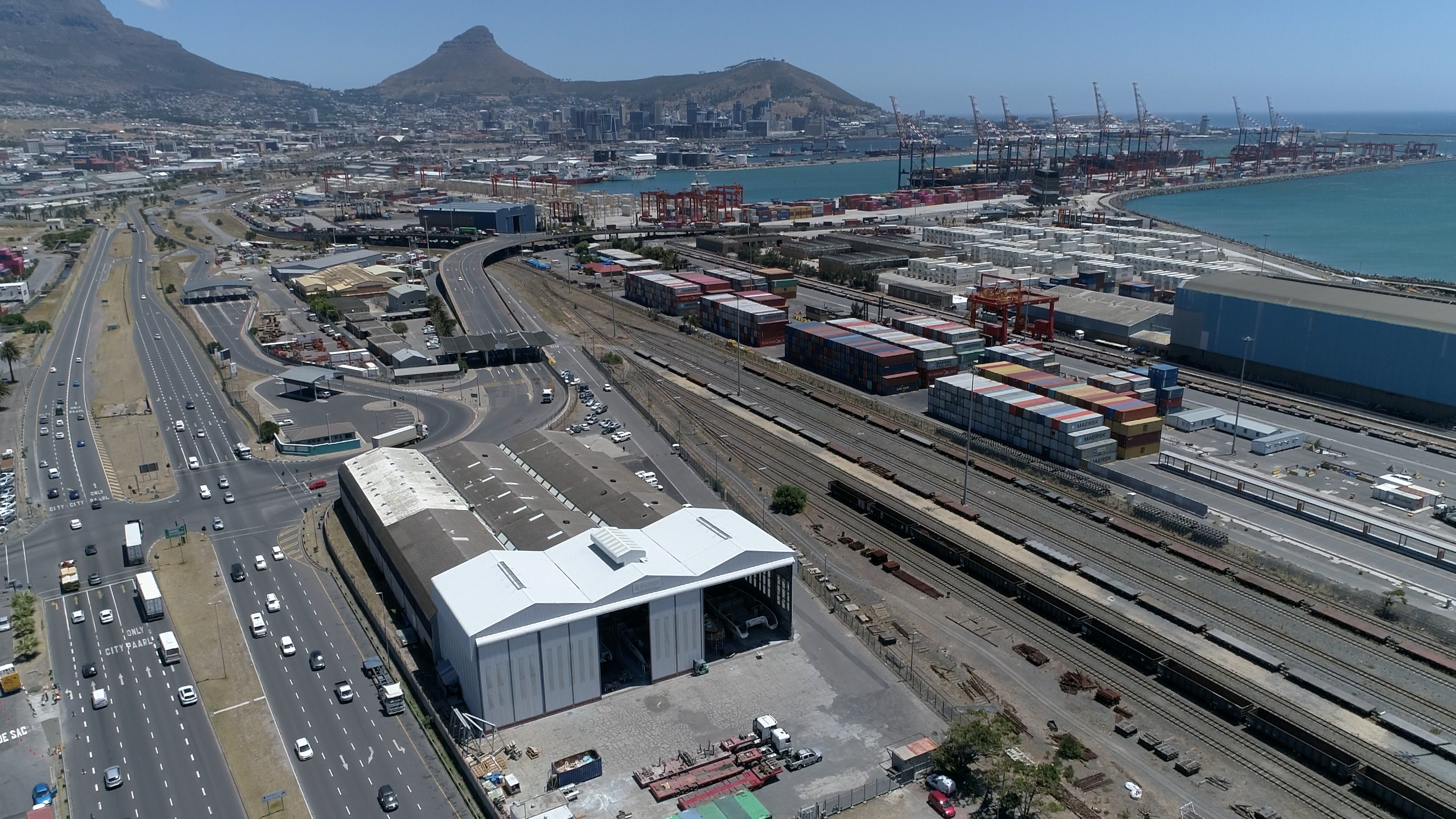 Two Oceans Shipyard