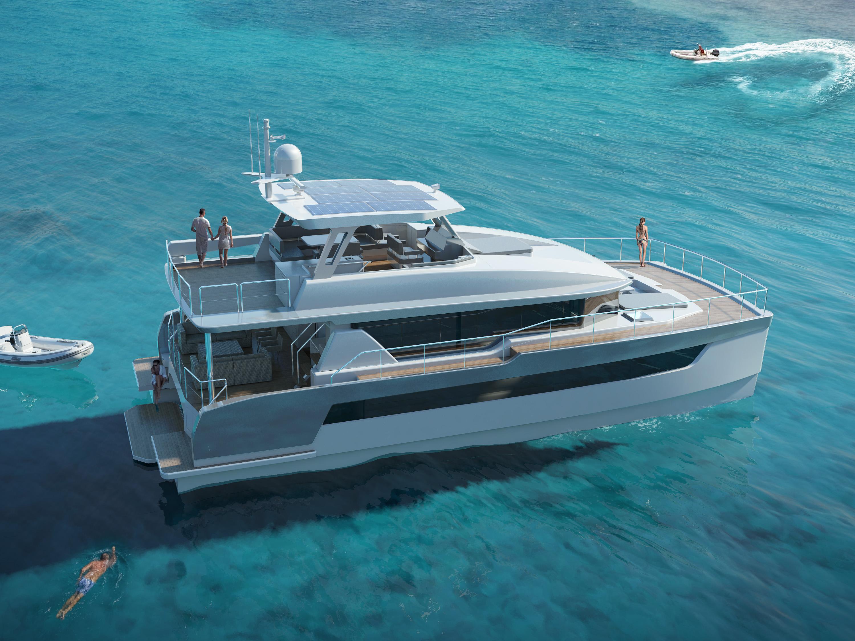 Two Oceans 555 Power Catamaran