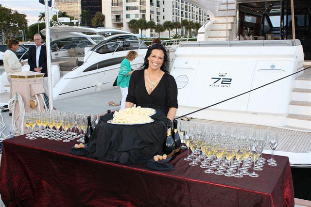 Wine Tasting and Yacht Showcase