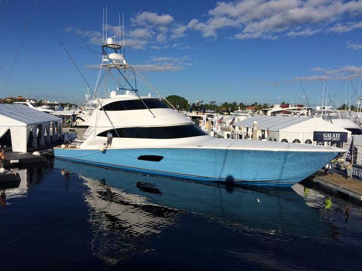 Recap: The 2014 Fort Lauderdale International Boat Show