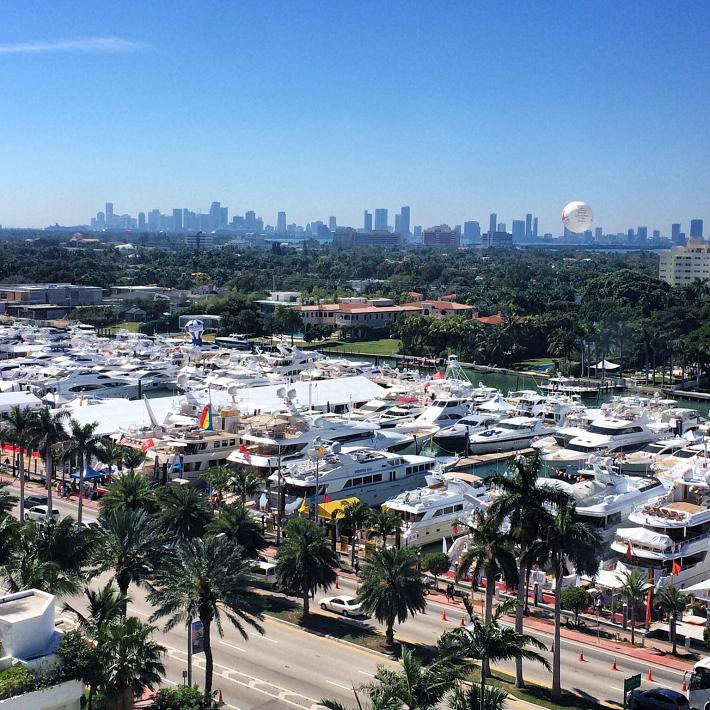 Recap: Yacht and Brokerage Show in Miami Beach 2015