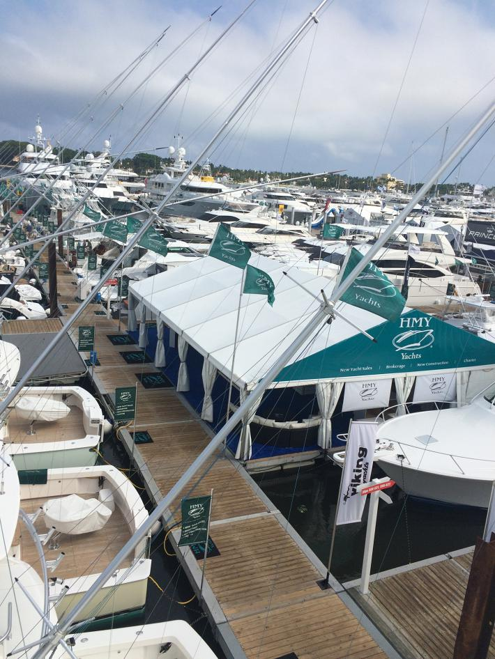 Palm Beach Boat Show is over but the fun continues!