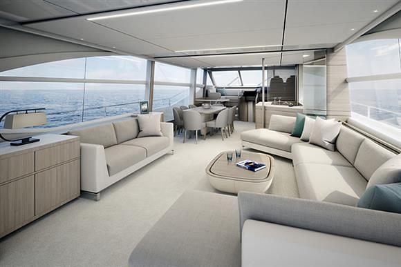 Princess Yachts Set To Launch New 75 Motor Yacht
