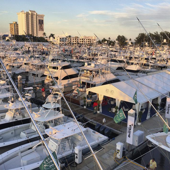 Fort Lauderdale International Boat Show 2015