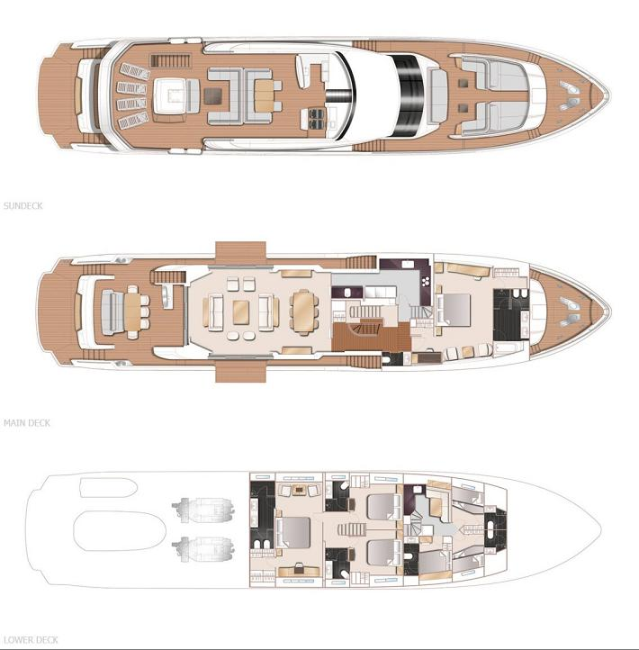 Princess Yachts' Amazing Video Review of the 35M