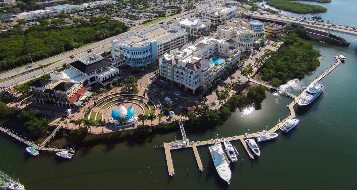 HMY Opens New Jupiter, FL Welcome Center at Harbourside Place