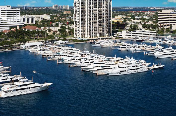 Palm Harbor Marina is a Win for HMY Clients