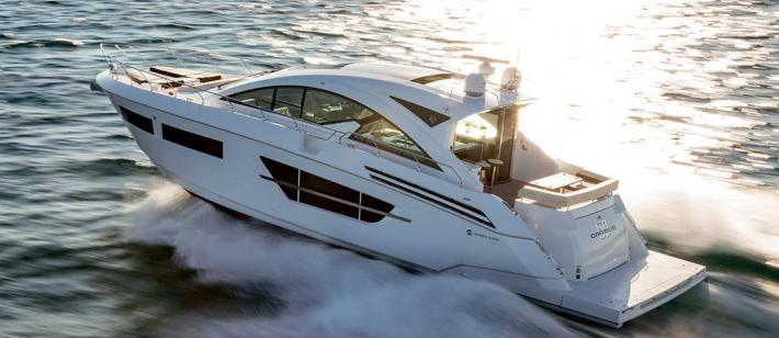 10 Reasons Why The Cruisers 60 Cantius is the Smartest Yacht on the Water