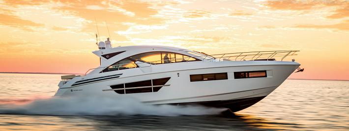 Video Review of the New 2016 Cruisers Yachts 60 Cantius