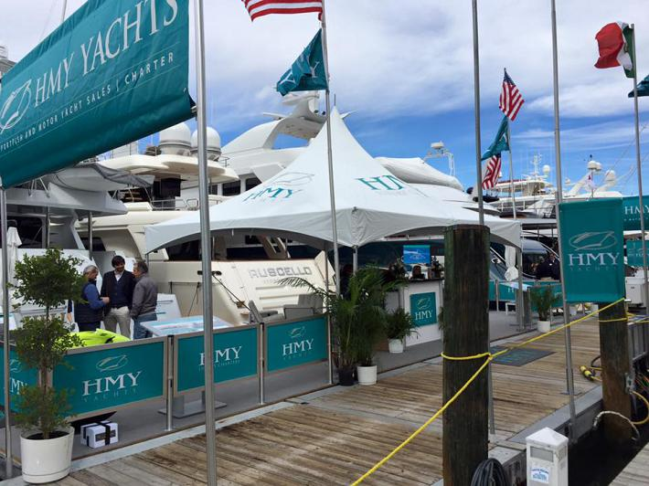 A Look Back at Yachts Miami Beach 2016