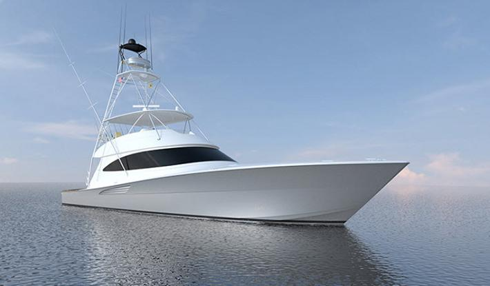 The All New Viking Yachts 72 Convertible
