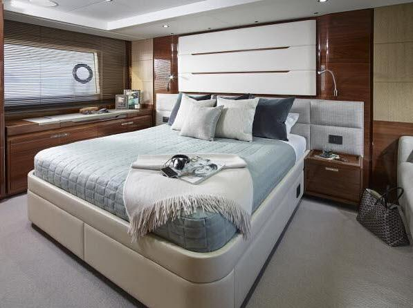 The New Princess Yachts 68 Is Unforgettable
