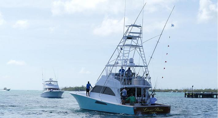 3rd Annual Viking Yachts Key West Challenge