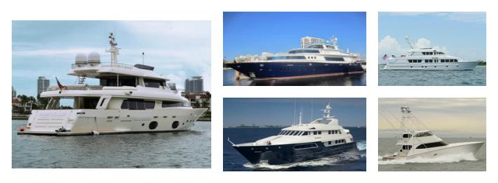 5 Buzzworthy HMY Yachts For Sale at PBIBS 2016