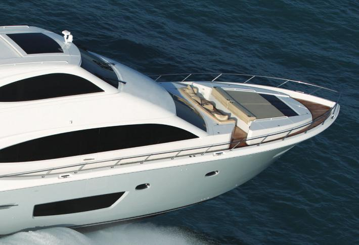 Get To Know The Viking Yachts 75 Motor Yacht