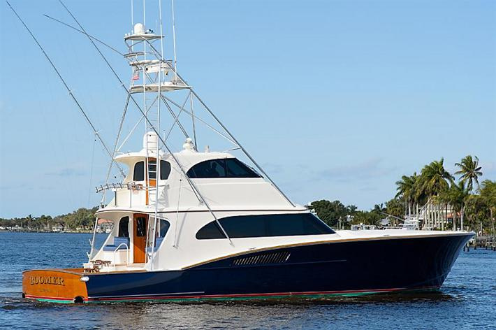 Featured Yacht Video – The Boomer, 76 Whiticar For Sale