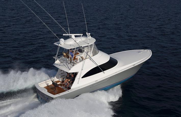 New Photos of the Viking 48 Convertible