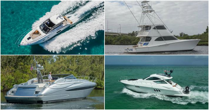 Featured HMY Trade-In Yachts For Sale