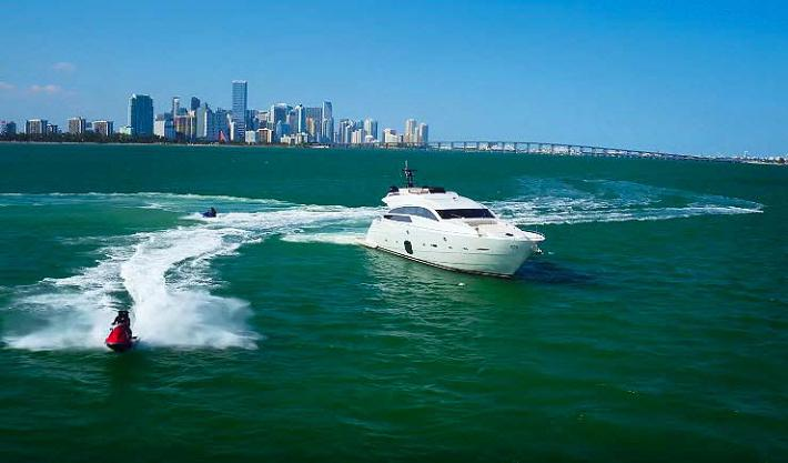 5 Hot Spots To Take Your Yacht in Miami