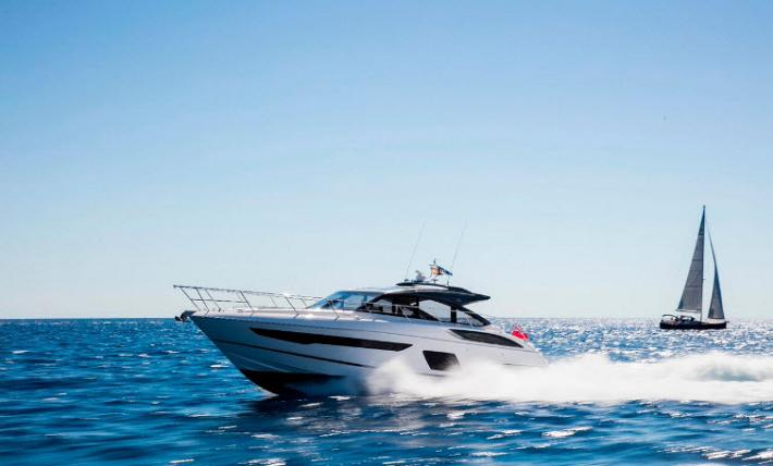 New Video of The Princess Yachts V58 Open