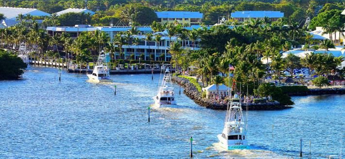 Discover The Ocean Reef Club of Key Largo