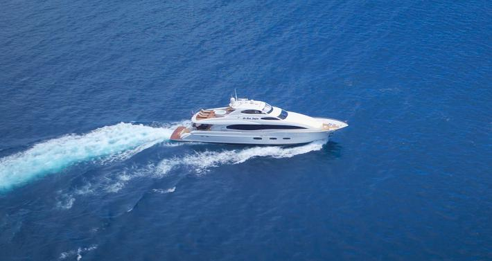 Video of Le Bon JouJou, a 2009 116′ Lazzara Yacht For Sale