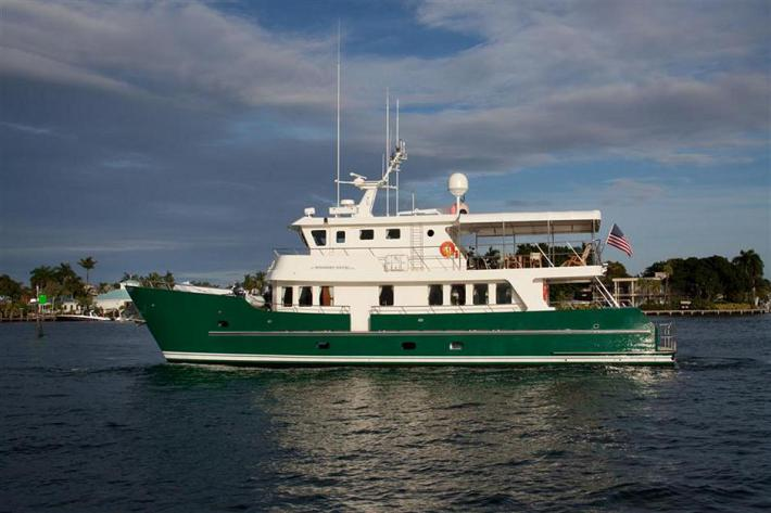 Yacht For Sale : 2003 81 Expedition, Whiskey Hotel