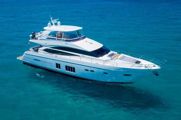 Yacht For Sale Video : 2012 Princess Yachts 72