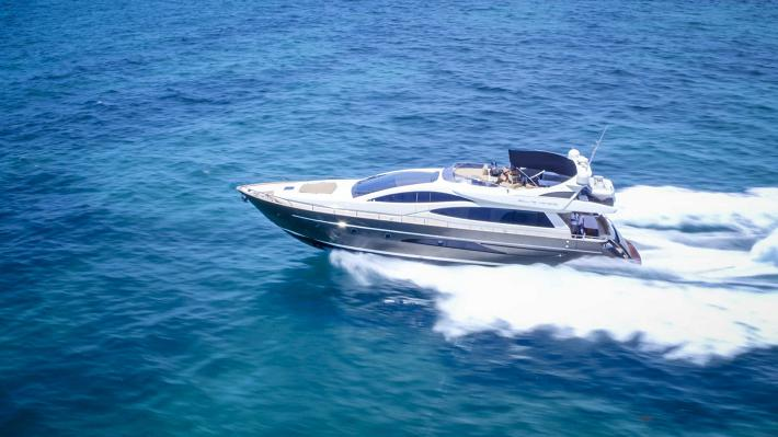 New Listing : 2009 Riva Yacht 75′ Venere, Element TA