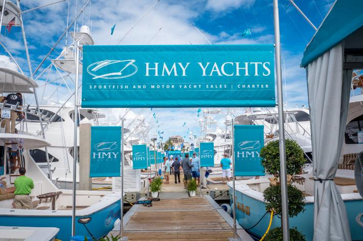 The Sights And Sounds Of The 2016 Ft. Lauderdale Boat Show