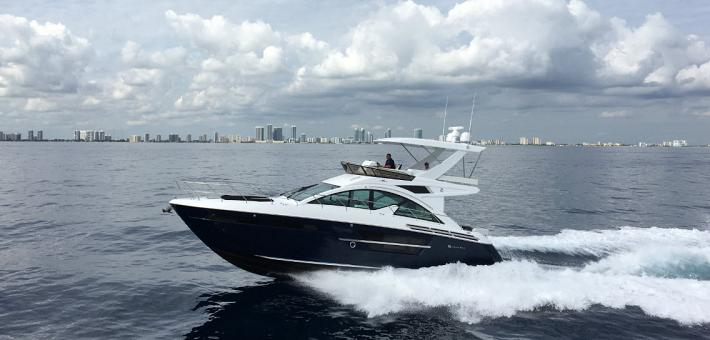 Introducing The Cruisers Yachts 54 Flybridge