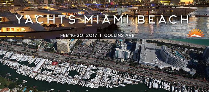 Gearing Up For Yachts Miami Beach 2017