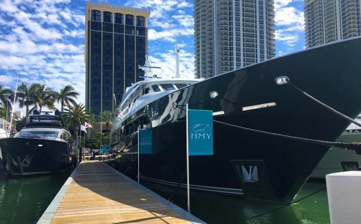 5 Yachts You Must See at Yachts Miami Beach