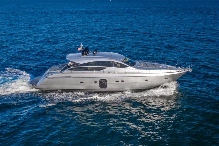 Watch: Loki, A 2014 Pershing Yachts 64 For Sale
