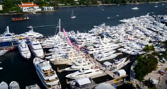 10 Motor Yachts Featured At The Palm Beach Boat Show