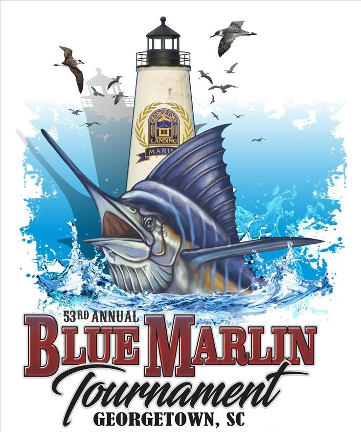 53rd Annual Georgetown Blue Marlin Tournament