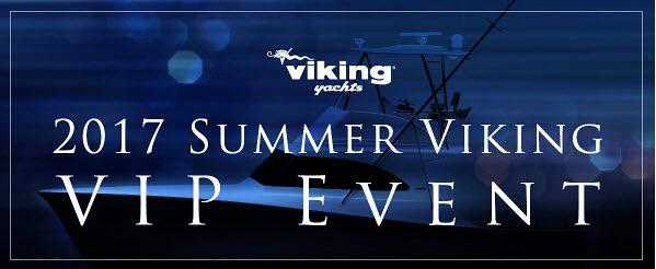 Viking Dealer Meeting and Sea Trial Event