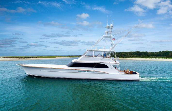 Take A Tour Of Cynthia, A 2015 Rybovich 86 Custom Sportfish For Sale