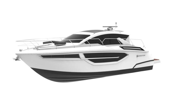 Crusiers Yachts Announces The New 42 Cantius