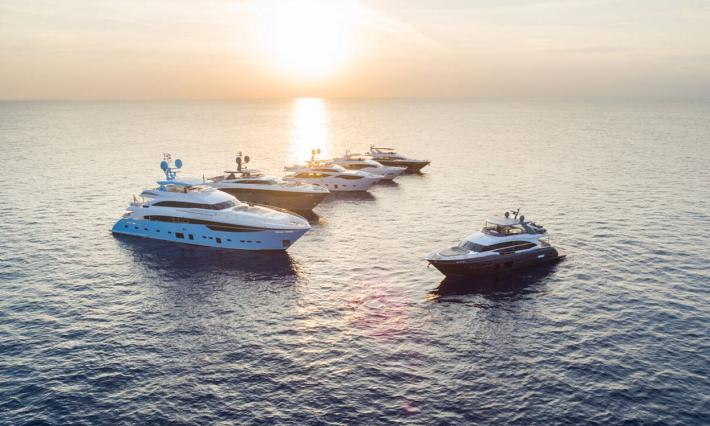 UK Shipyards Like Princess Yachts See Record Revenues
