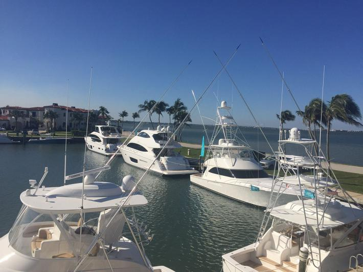 HMY at Sailfish Point Marina and Yacht Club