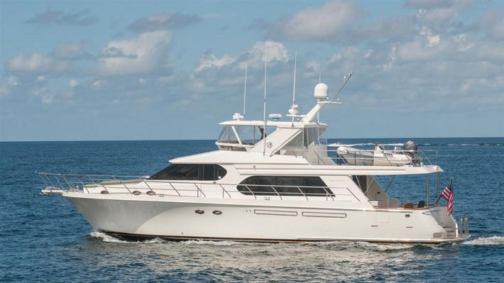 Four Ocean Alexander 64's For Sale With HMY Yachts