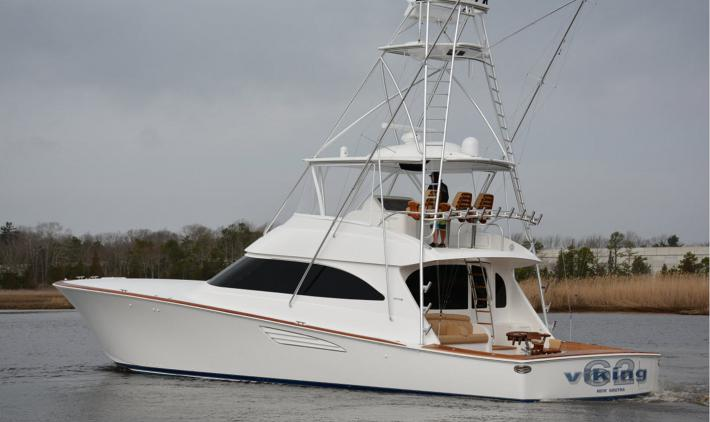 Six Opportunities To Own A Viking Yachts 62′