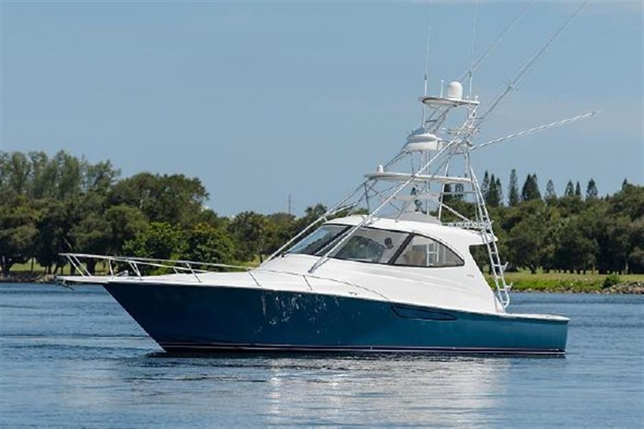 Lots Of Options In The 42′ Sportfish Market Including New Boats