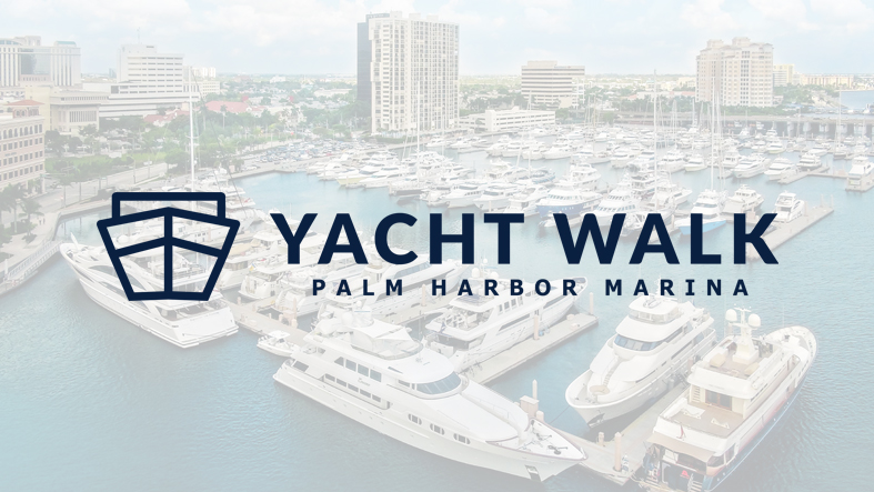 Yacht Walk at Palm Harbor Marina