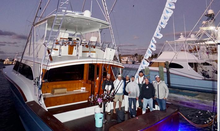Record-Breaking Pelican Yacht Club Billfish Invitational