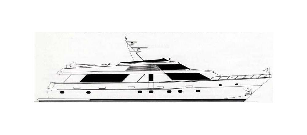 107 Raised Pilothouse Motor Yacht