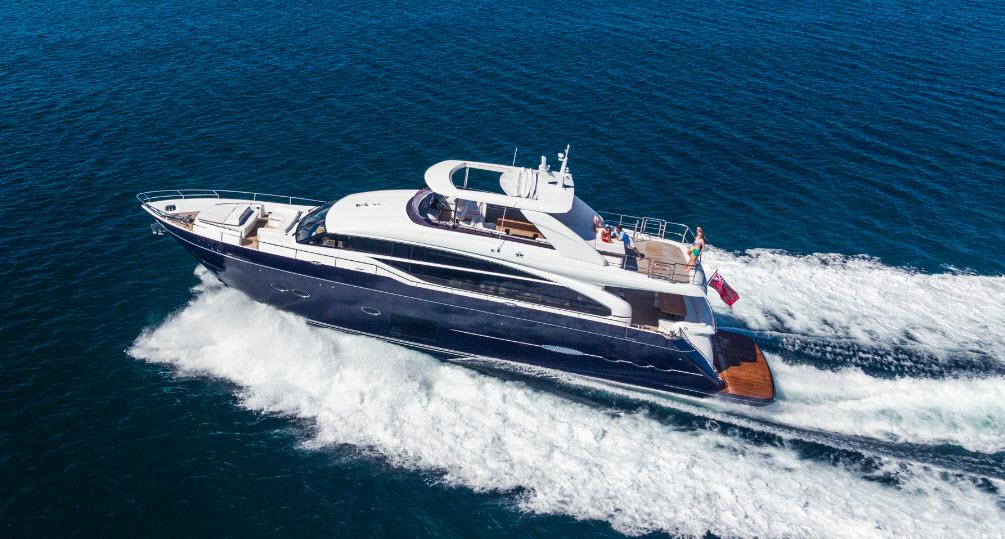 Princess Yachts 88 MY