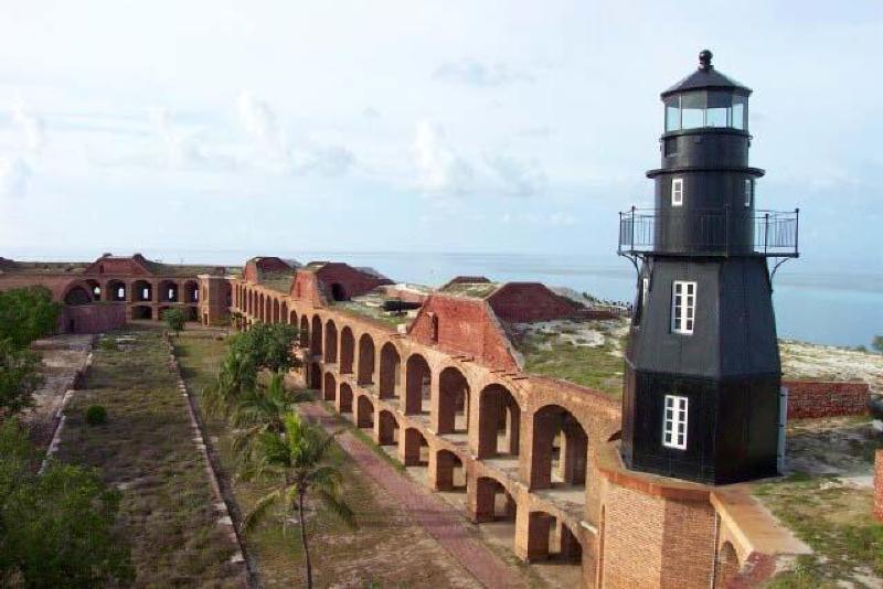 Dry Tortugas Fort Jefferson