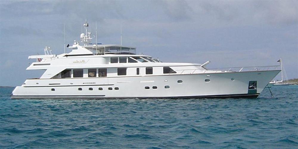 118 Motor Yacht